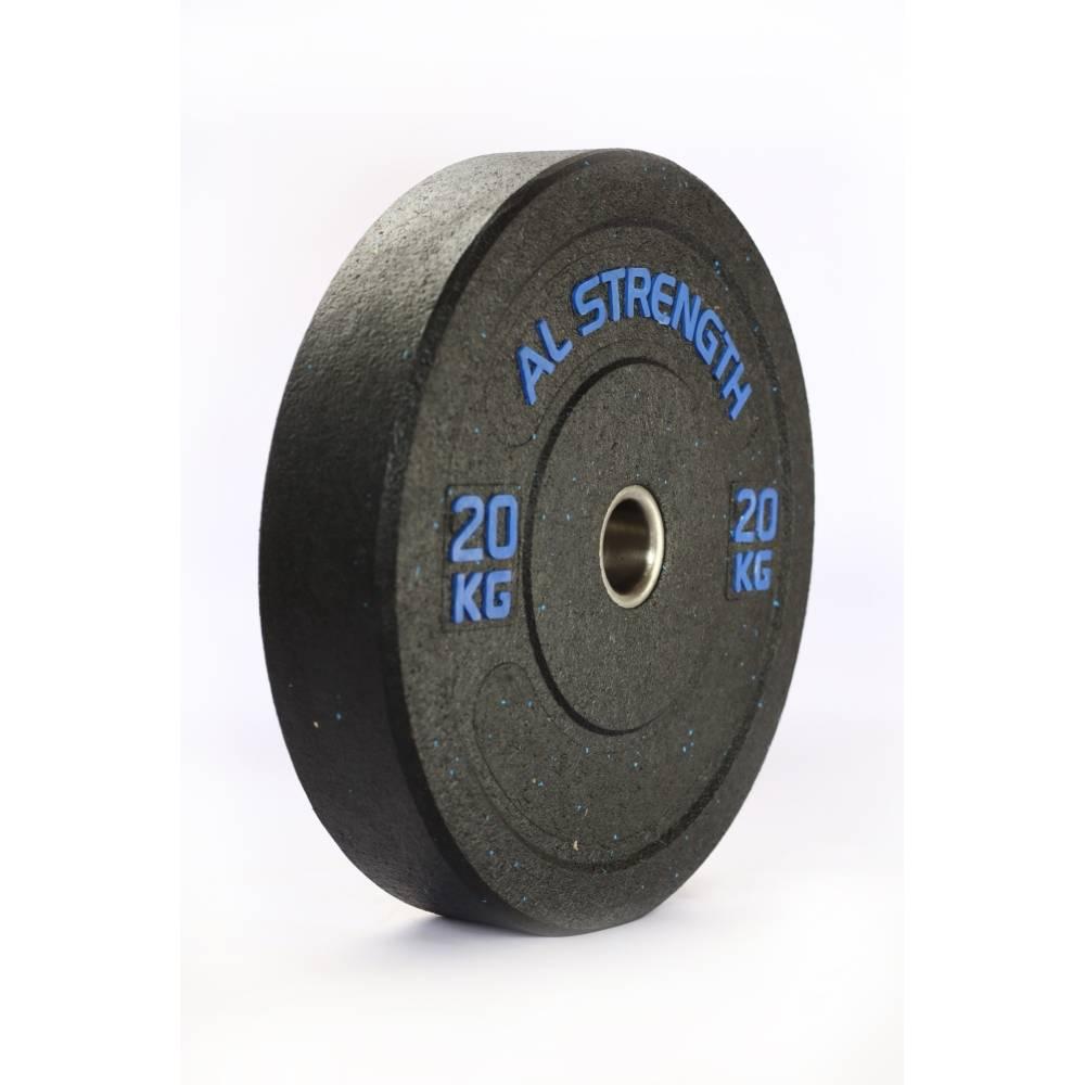 gym trainning bumpers hi temp bumper plates