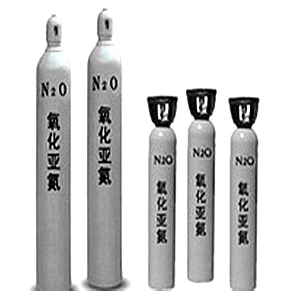 Anesthetic Nitrous Oxide Gas, Laughing Gas, N2O Gas