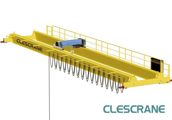 LHC Series 5~32ton China supplier High Qaultiy Double Beam Bridge Crane 5-32t $1000-$8000