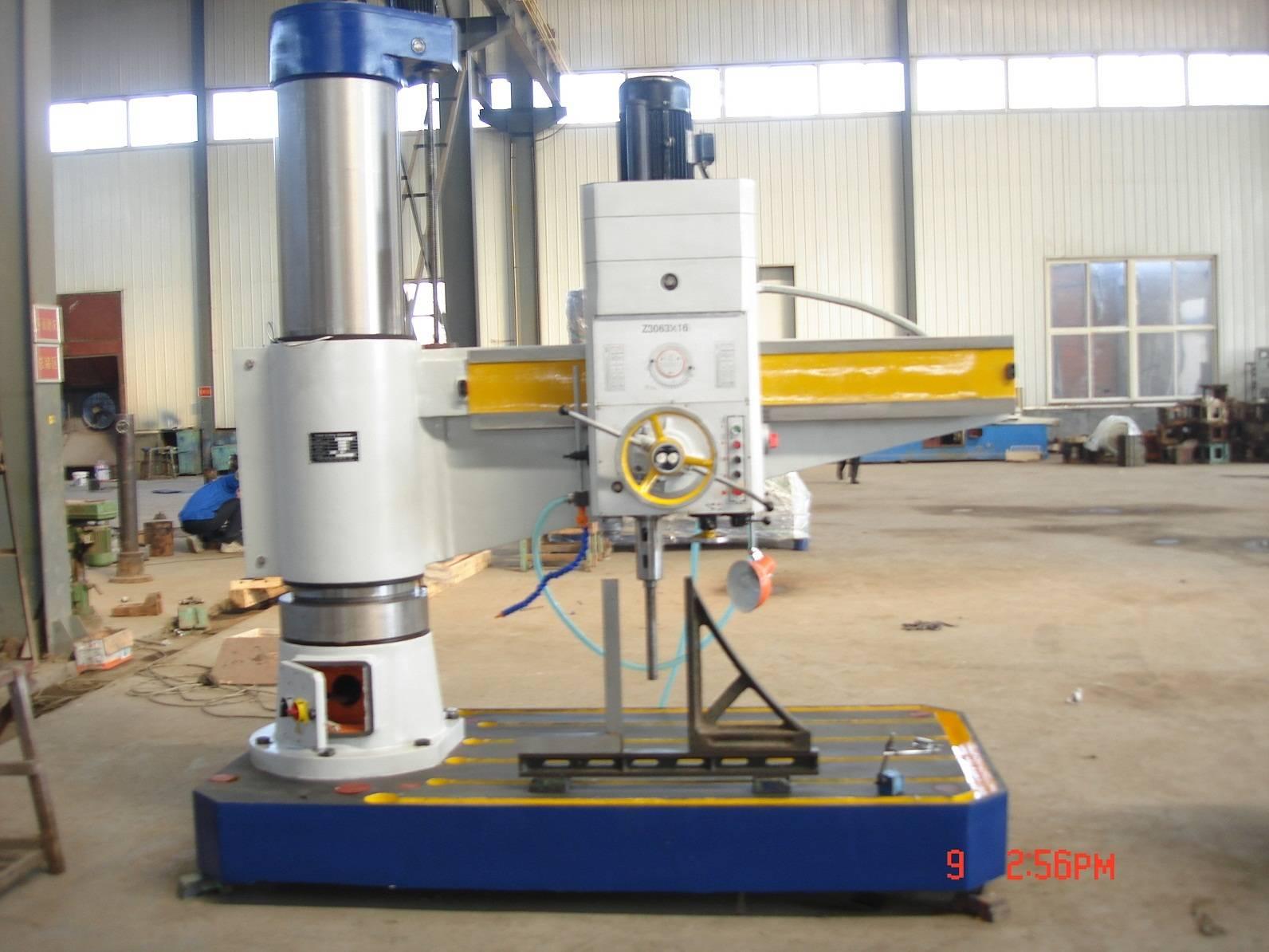 Radial drilling machine Z3063x16