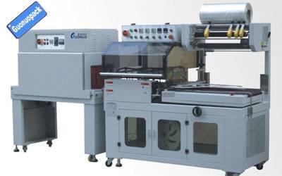 Hot shrink wrapping machine -Guonuopack