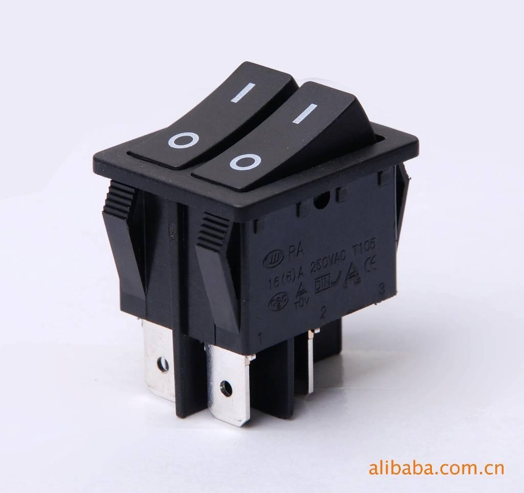 250V 16A Waterproof Electrical Rocker Switch