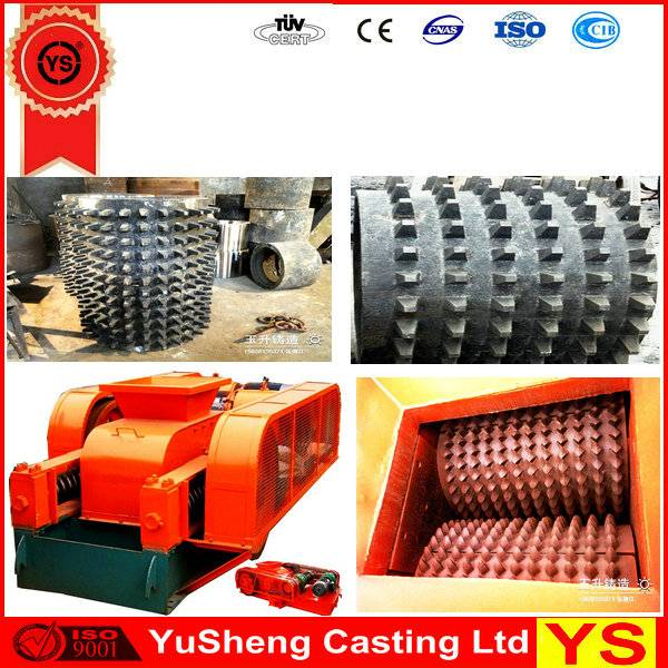 roll crusher spares, roll crusher spare parts, roll crusher roller parts