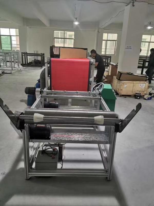 Meltblown cloth machine