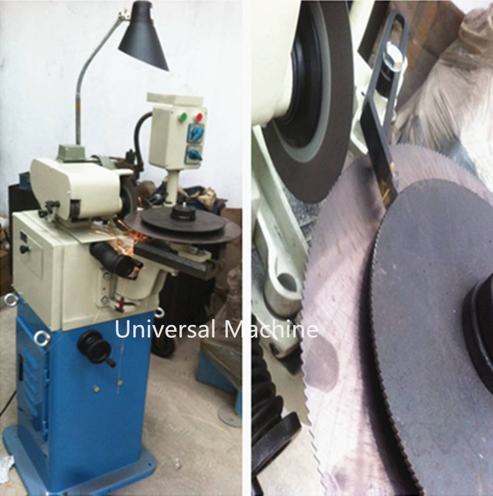 China to manufacturer saw balde tooth Grinding Machine