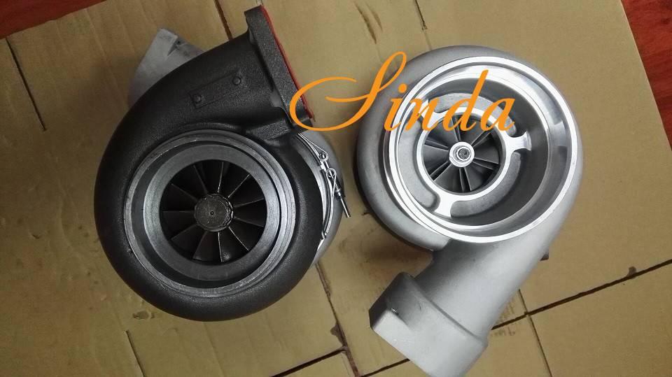 Turbocharger 1144-4568, 134-3668 for CAT3412E