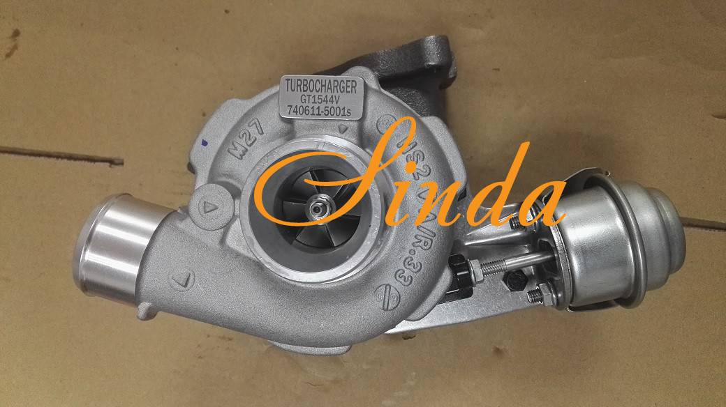 Hyundai turbocharger GT1544V 782403-5001S,28201-2A100