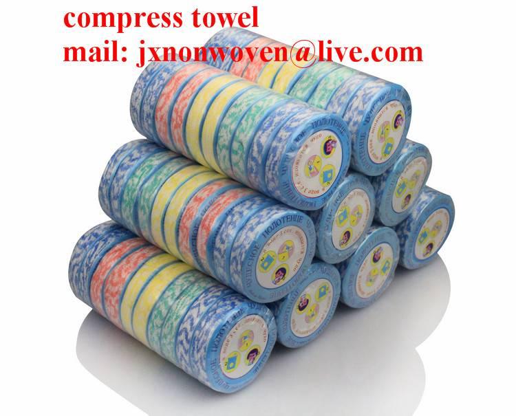 100% Cotton Multipurpose Compressed Towel