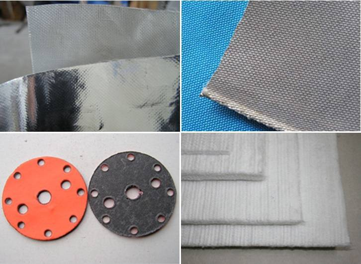 fireproof & flame-retardant materials, high-tempreture & sealing materials