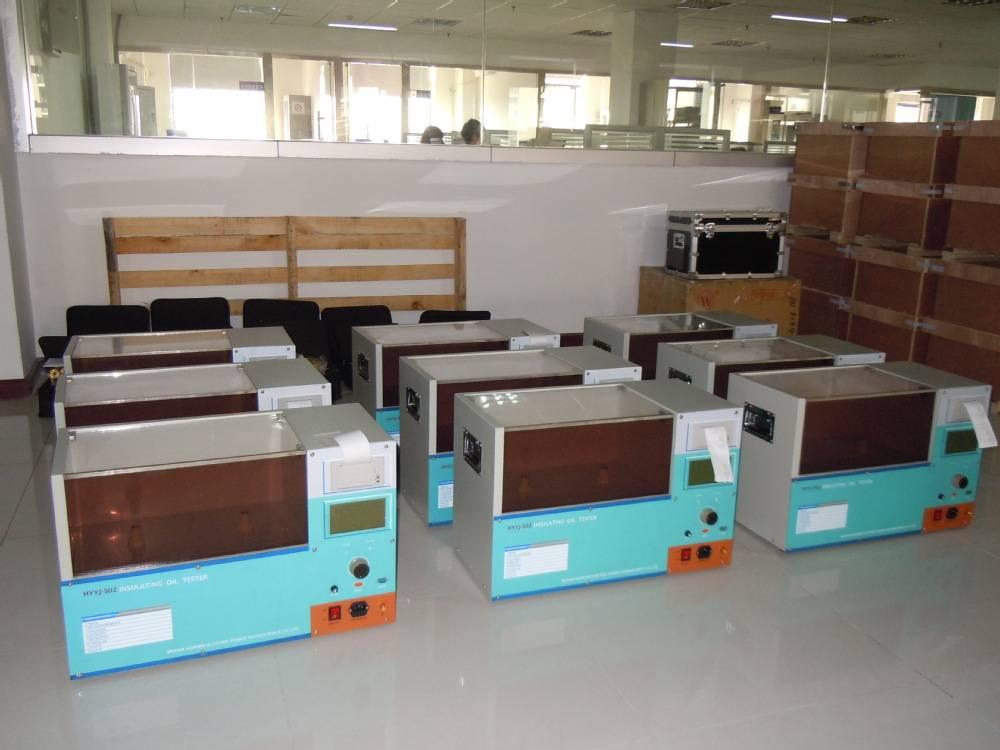 IEC60156/IS6792/BS5874 oil bdv tester