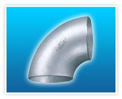 ASME B16.9 stainless steel 90deg LR elbow