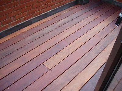 Hardwood Decking / IPE Decking