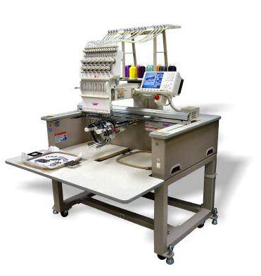 SWF 1501T Standard Embroidery Machine E-Series