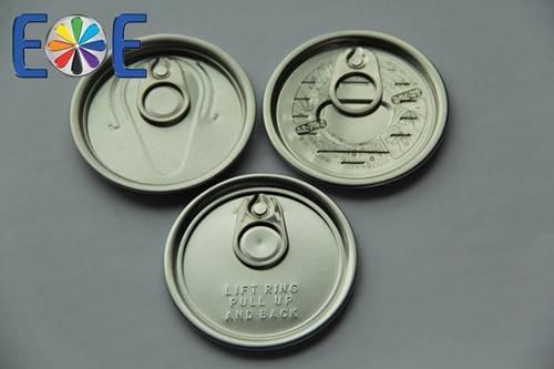 Andorra 211#65mmm aluminum partial easy open can door