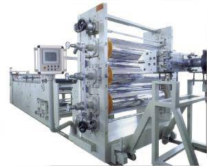 PVC Transparent Sheet Product Line extrusion equipment wholesaler