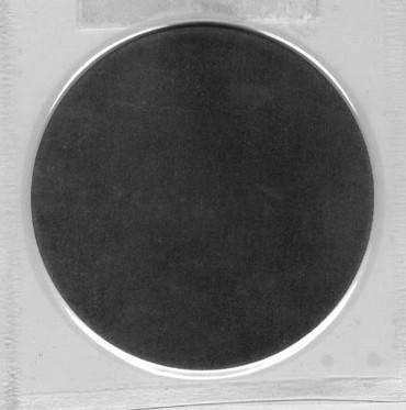 Titanium dioxide target 99.99%