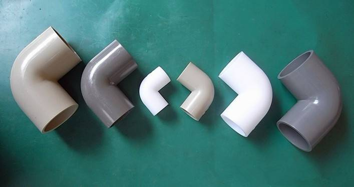 Plastic PVC PP elbow fittings -acid resistance,alkali resistance,Corrosion resistance