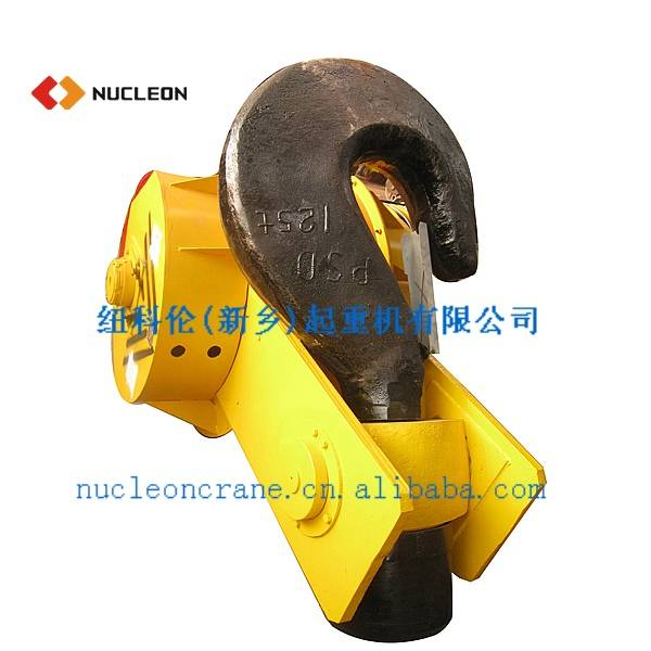 Super durable overhead crane hook