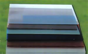 PVC Transparent Board
