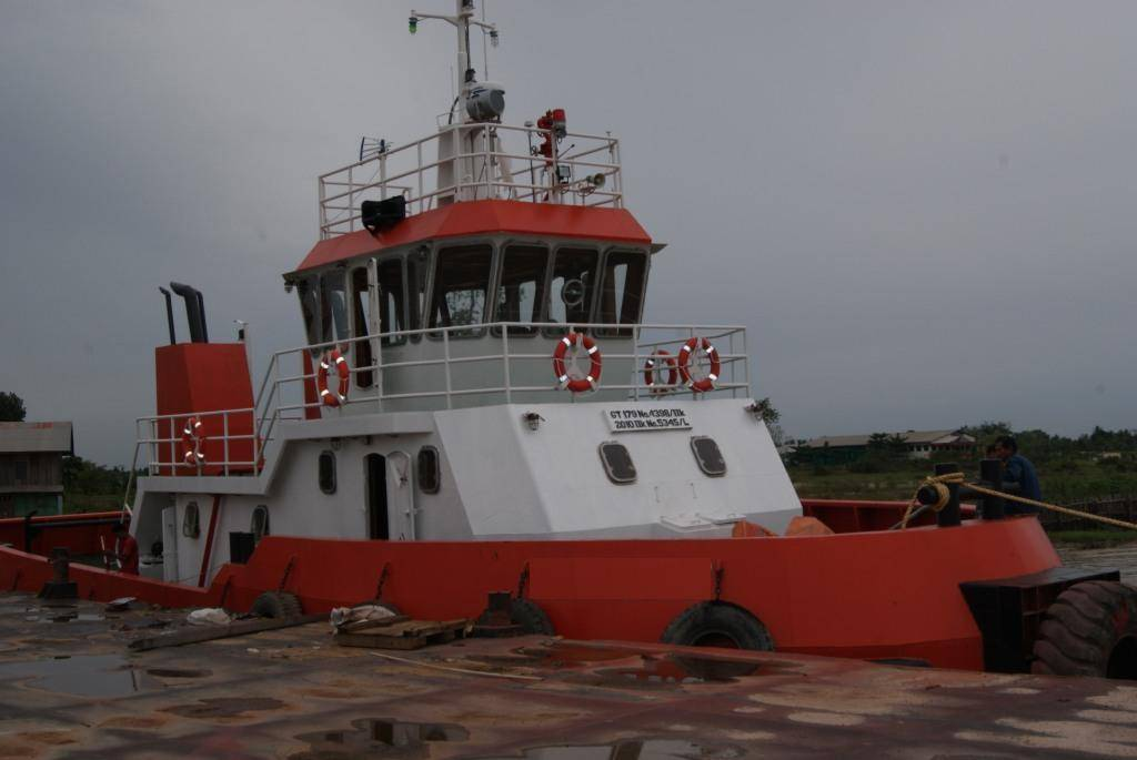 Tug Boat 1750 BHP for Sale