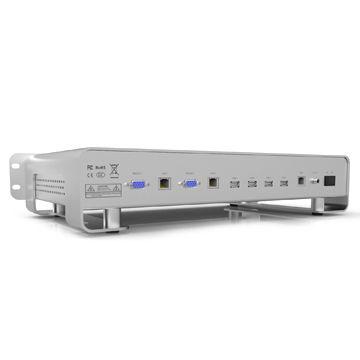 HDMI IP matrix switcher support analog signals transmitting