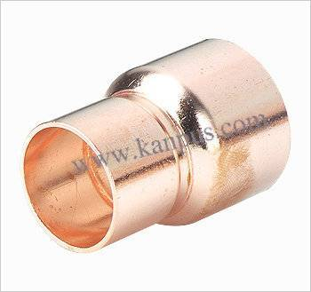 Copper Reducing Coupling for refrigeration and air condition (ACR copper fitting, reducer coupling)