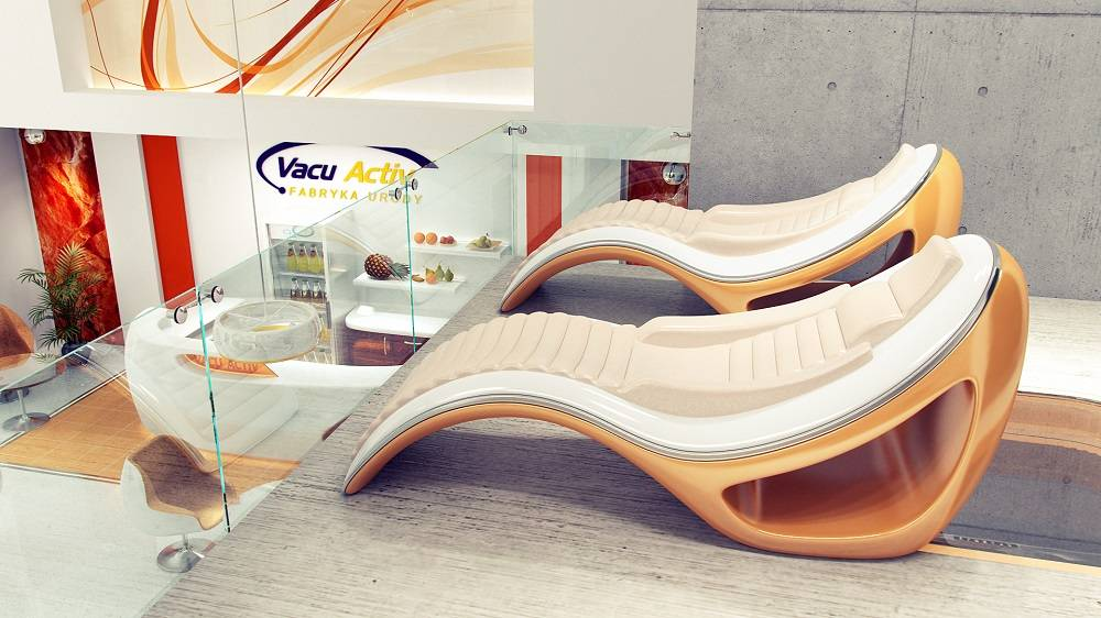 ActivCouch massage chair