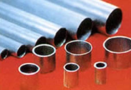 Automobile shock absorbers shell welded steel pipes