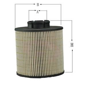 High Quality Auto Fuel Filter (9060900051)