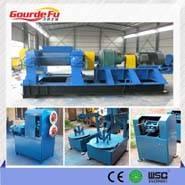 green energy crumb rubber machine