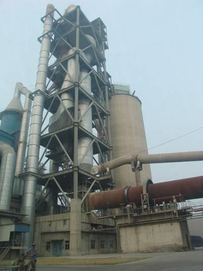 rotary kiln production line