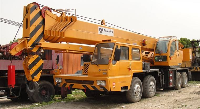 used truck crane TADANO TG-550E, TG-1000E TG250E,KW30MXL,AR-1200M
