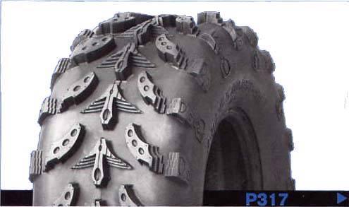 EXPORT  ATV tyres