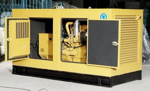 SAONON Diesel Generator Set Silent type
