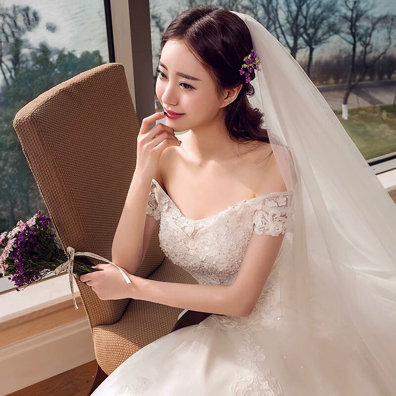 bridal wear for young girl china cheap wedding dress