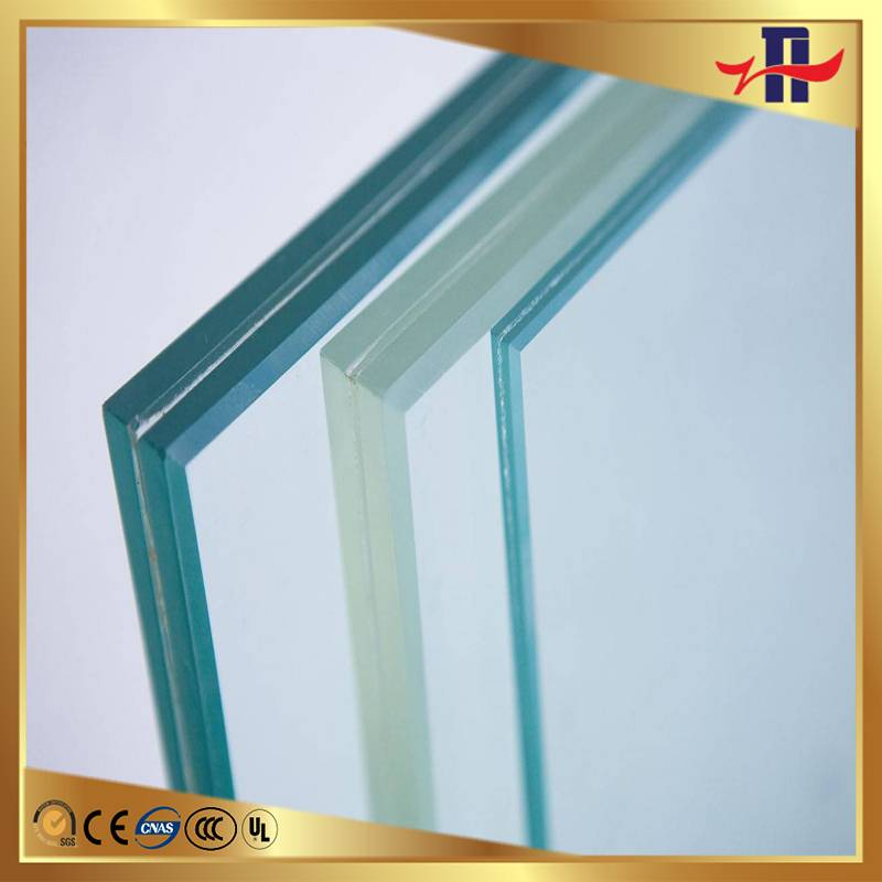 laminated glass 6.38mm, 8.38mm, 10.38mm, 12.38mm