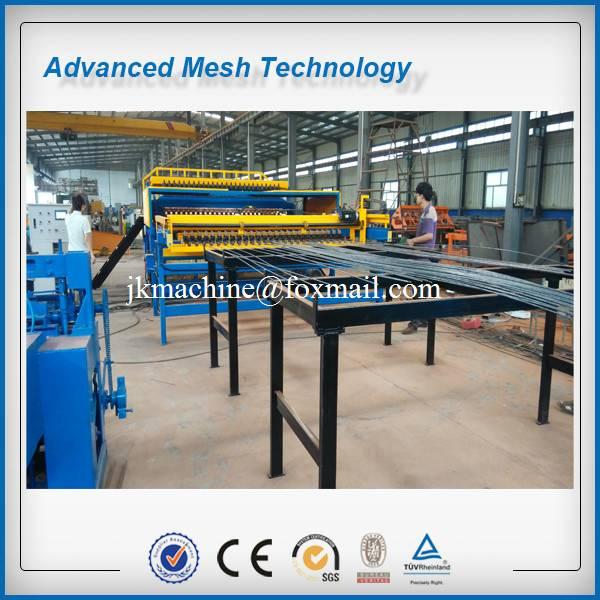 Steel Bar Mesh Welding Machines for 5-12mm Construction Mesh