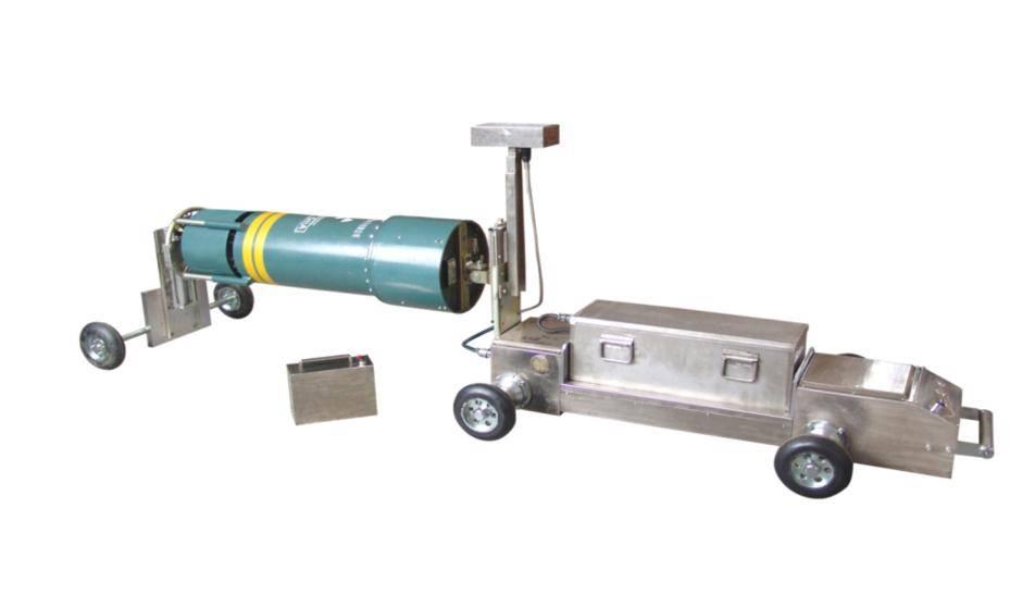 X-Ray Pipeline Crawler