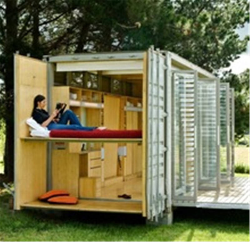 Customized 20' house container