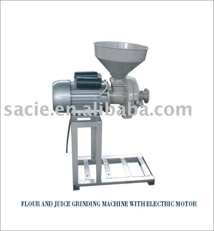 Flour and Juice Grinding Machine