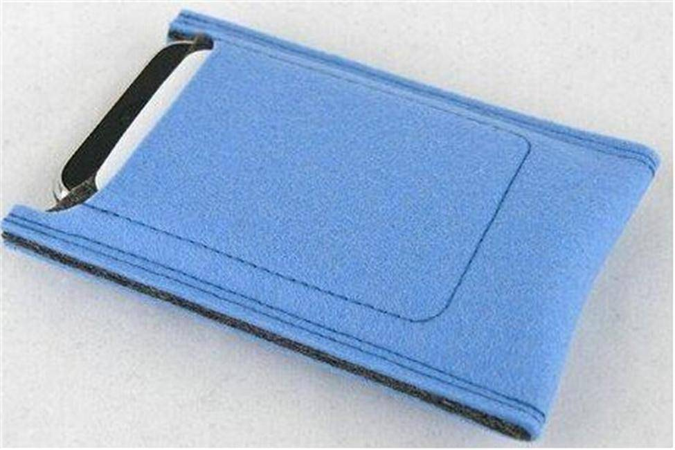 factory direct selling non-woven felt android phone case