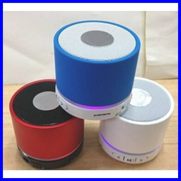 Portable card mini bluetooth speaker