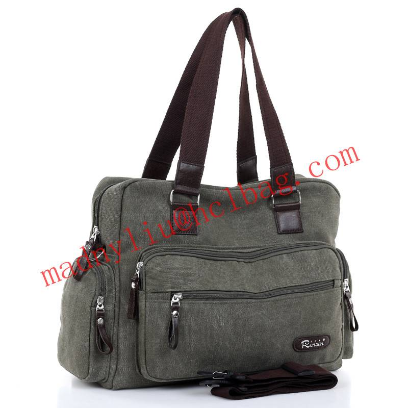 good quality eco canvas mens messenger bag