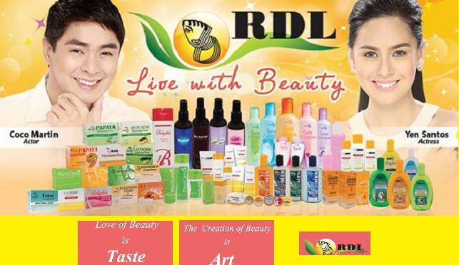 RDL Beauty Products