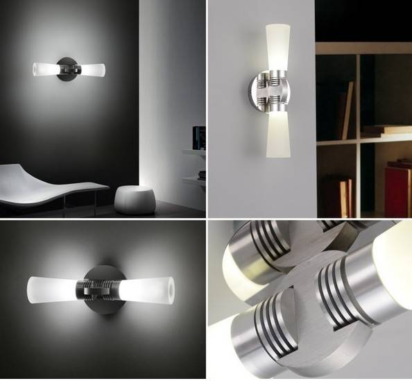 4w modern design LED wall lamp