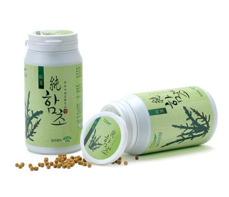 Hamchohwan_Salicomia herbacea Pills in South Korea