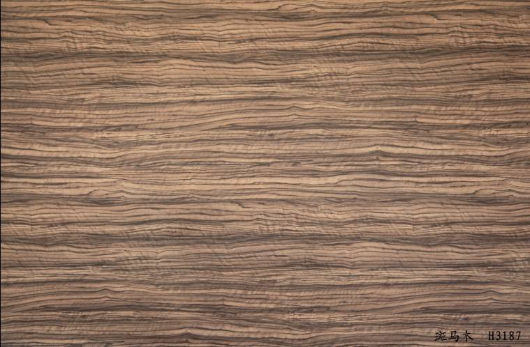 wood grain melamine decor paper for furniture surface