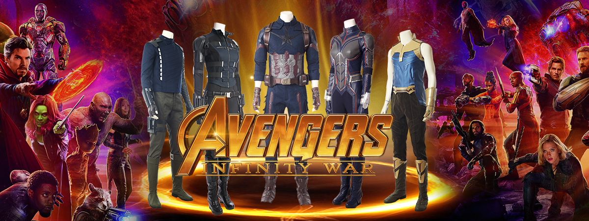 Professional cosplay costumes manufacturer