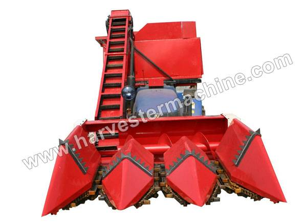 Whirlston Corn Combine Harvester