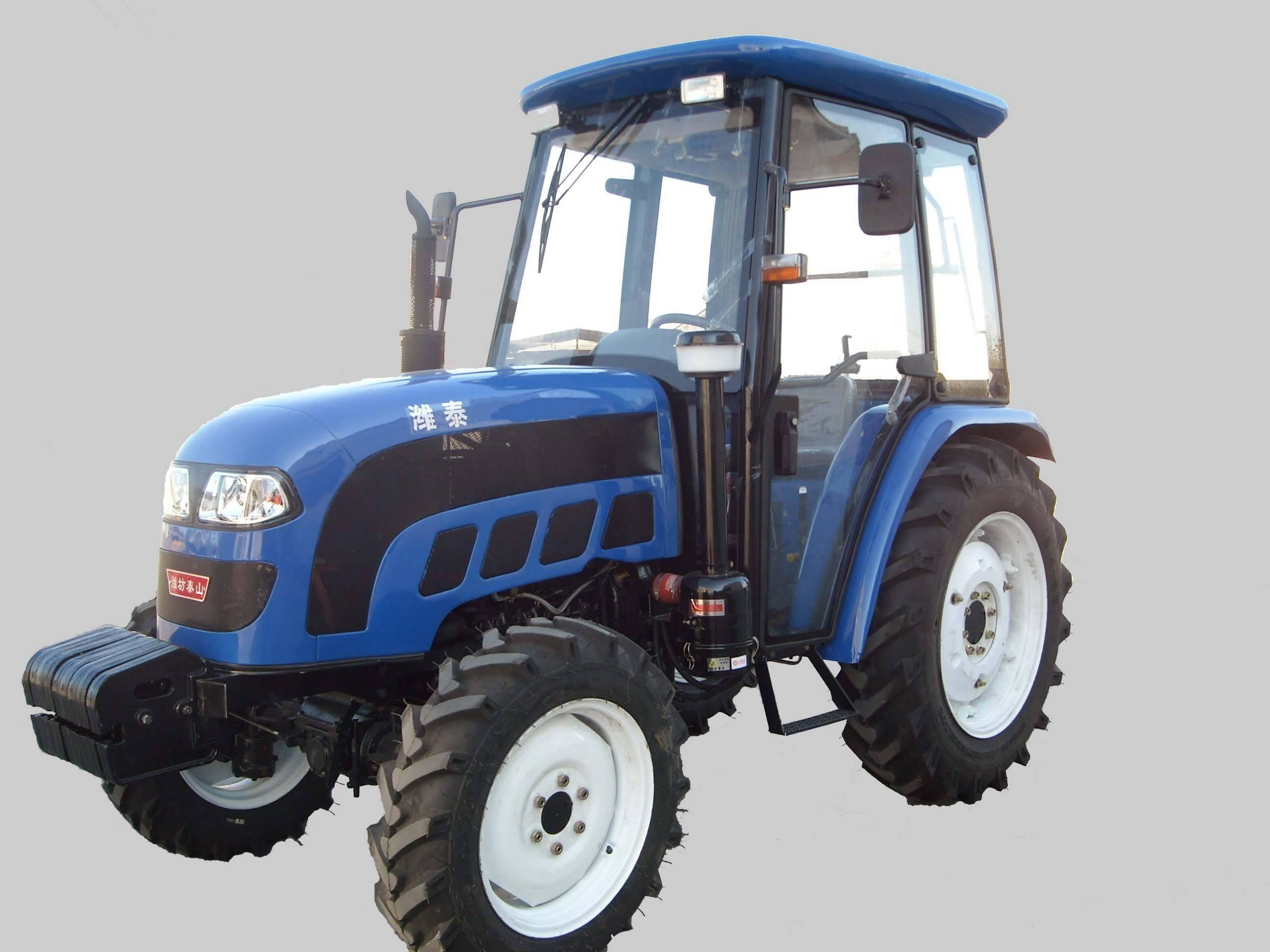 Farm tractor 554